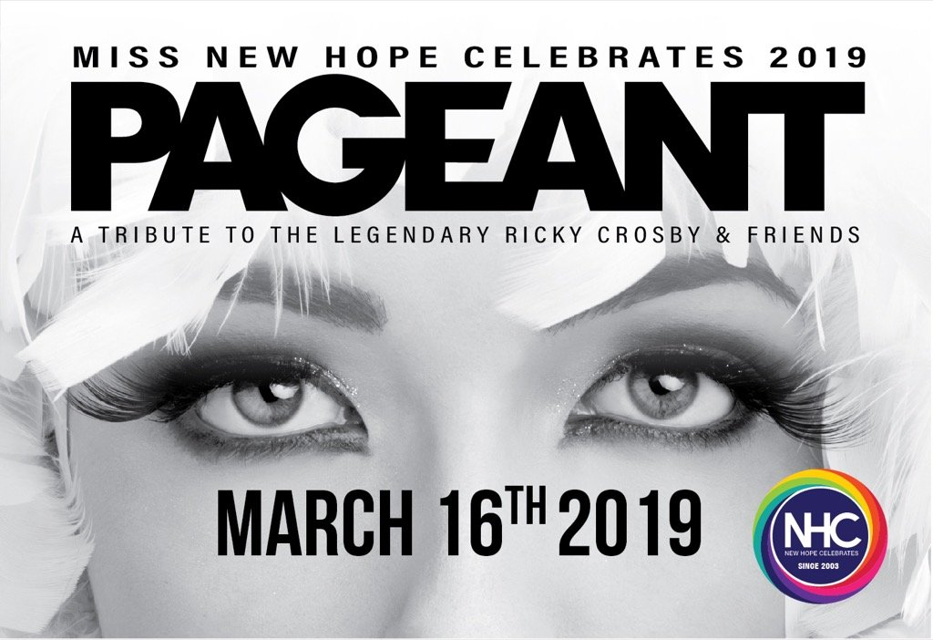 miss new hope celebrates 2019 pagent tribute to ricky crosby